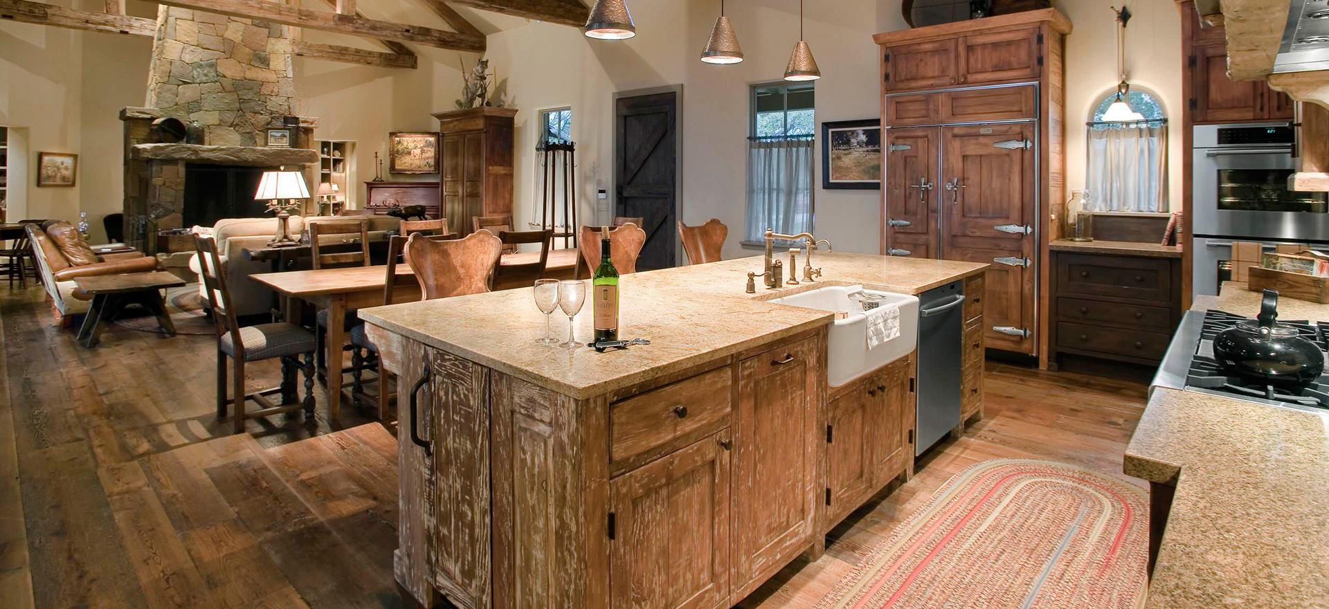 Brainerd - Crosby Cabinets   Counter Tops