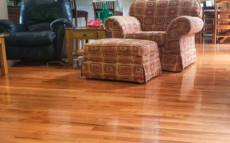 Brainerd Area Wood Floor Refinishing