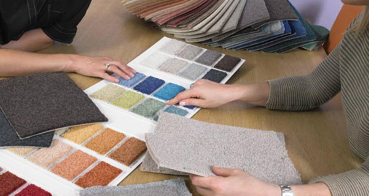 Brainerd Carpet Samples