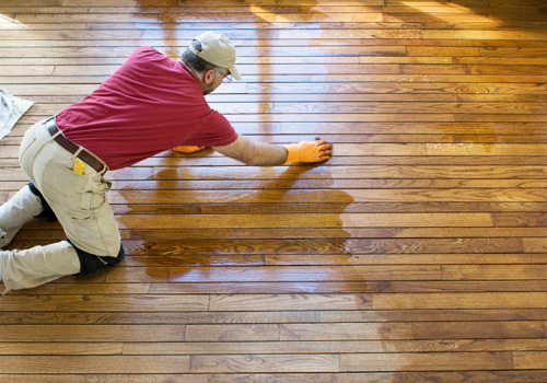 Brainerd, MN -Floors-Refinishing