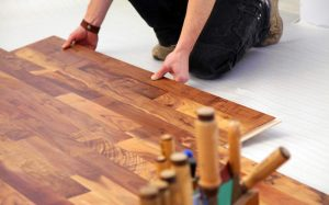 Brainerd Area Wood Floor Refinishing